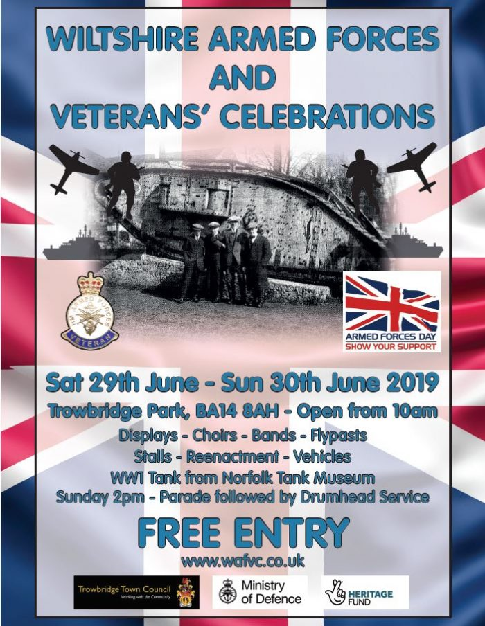 Wiltshire Armed Forces and Veterans' Celebrations