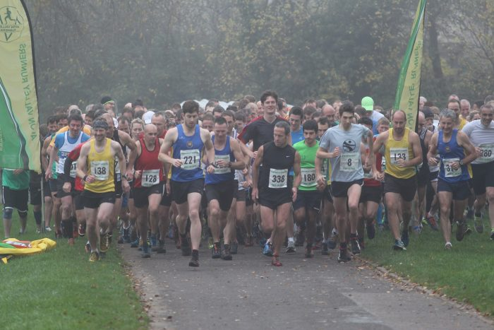 Over the Hills 12K Multi-Terrain Race Sunday 3rd November